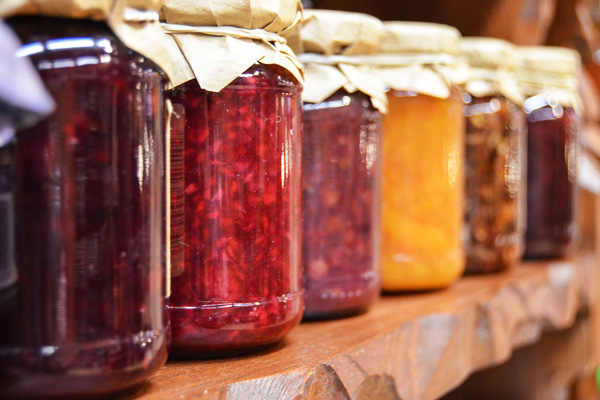 Safe & Healthy: Preparing and Preserving Food at Home