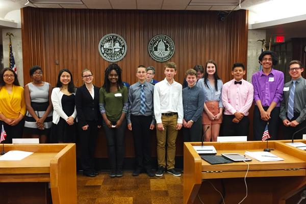 Youth Governance Program