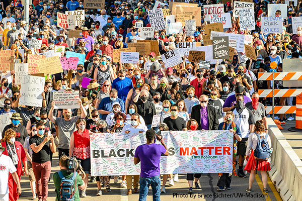 Black Lives Matter demonstration